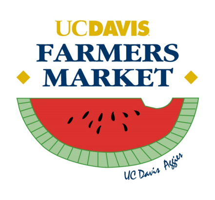 logo for uc davis farmers market