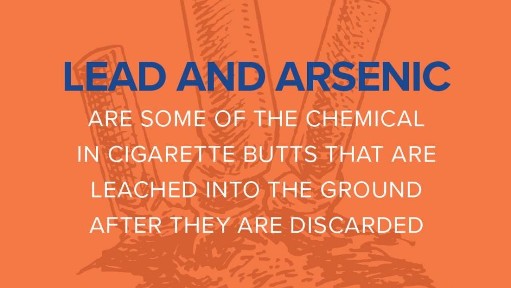 Lead and arsenic